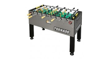 Table soccer Tornado T-3000 Grise