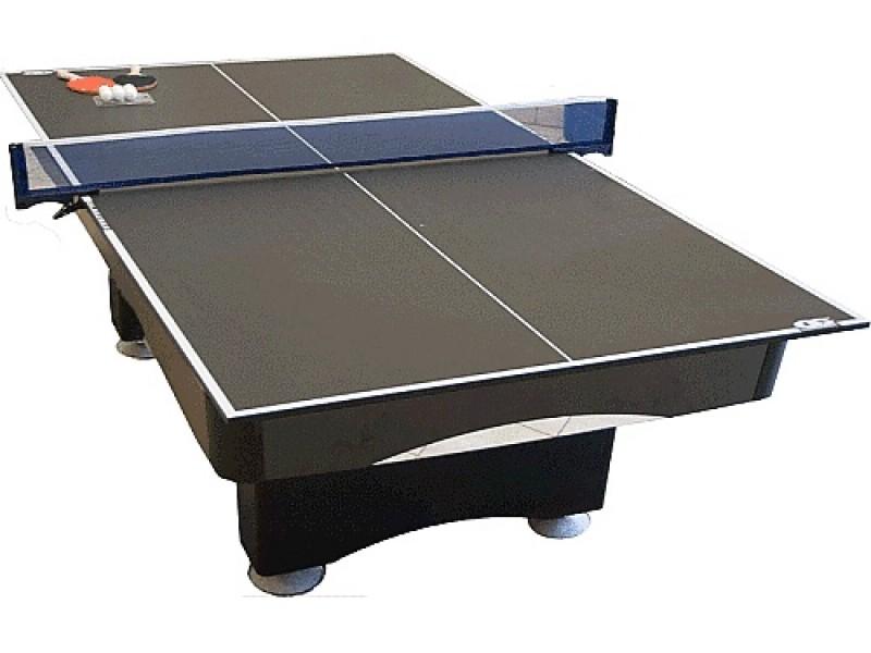 Top Ping Pong Noir - Dessus table pingpong - Ping-Pong